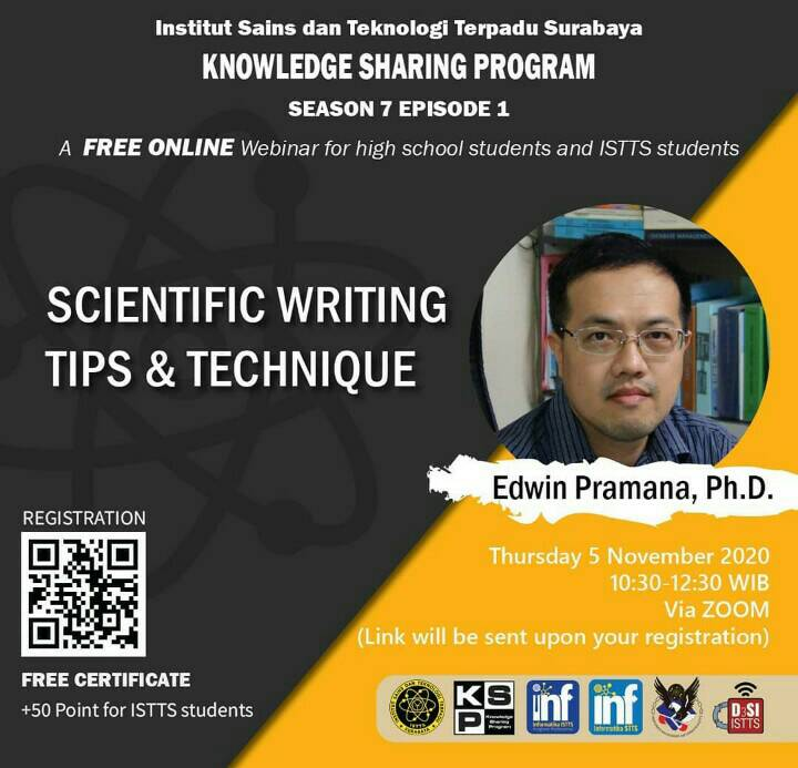 Scientific Writing, Tips & Techniques