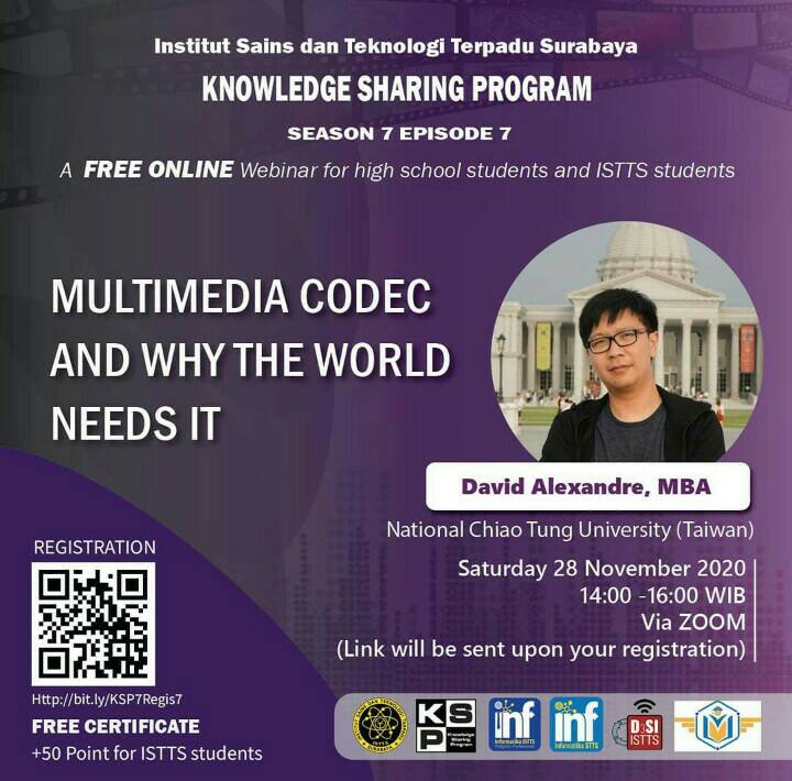 Multimedia Codec and Why the World Needs It