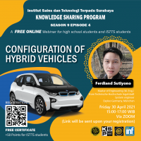 Configuration of Hybrid Vehicles