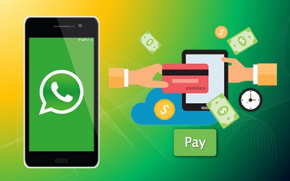 WhatsApp Pay Siap Gempur Dompet Digital Lokal