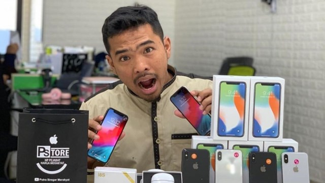 3 Facts on the Arrest of Putra Siregar, a Cellphone Who Sells Illegal Mobile Phones