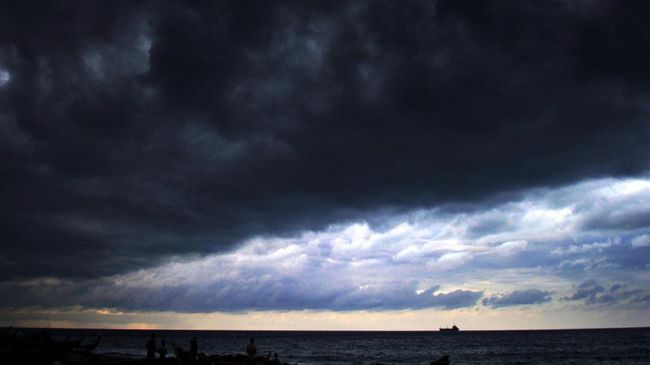BMKG Reveals the Causes of Tsunami Arcus Clouds in Aceh