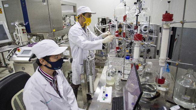 Penyebab Vaksin Merah Putih Lama dan Kalah dari Thailand