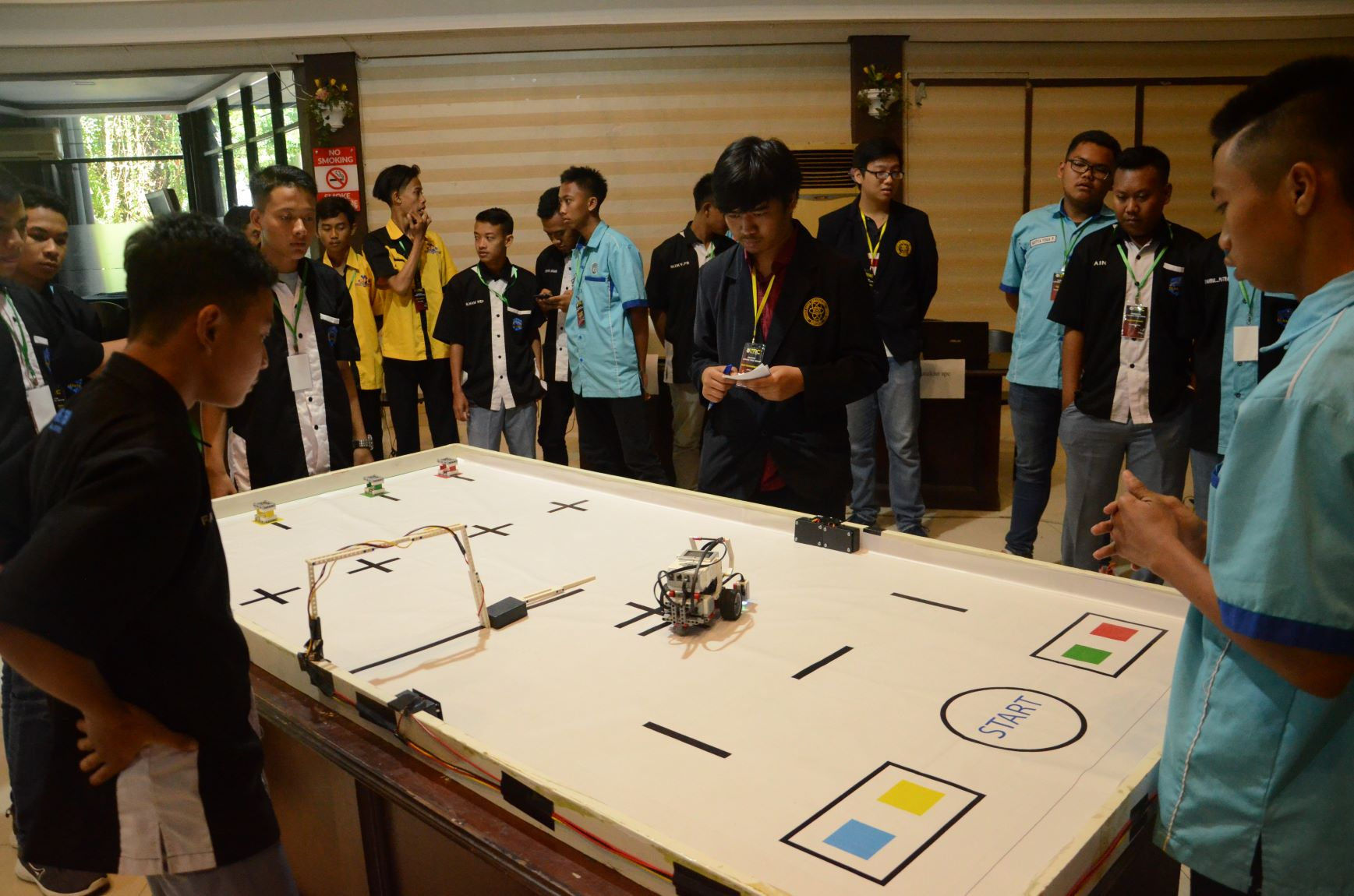 ITRC (iSTTS Technology Robotic Competition)