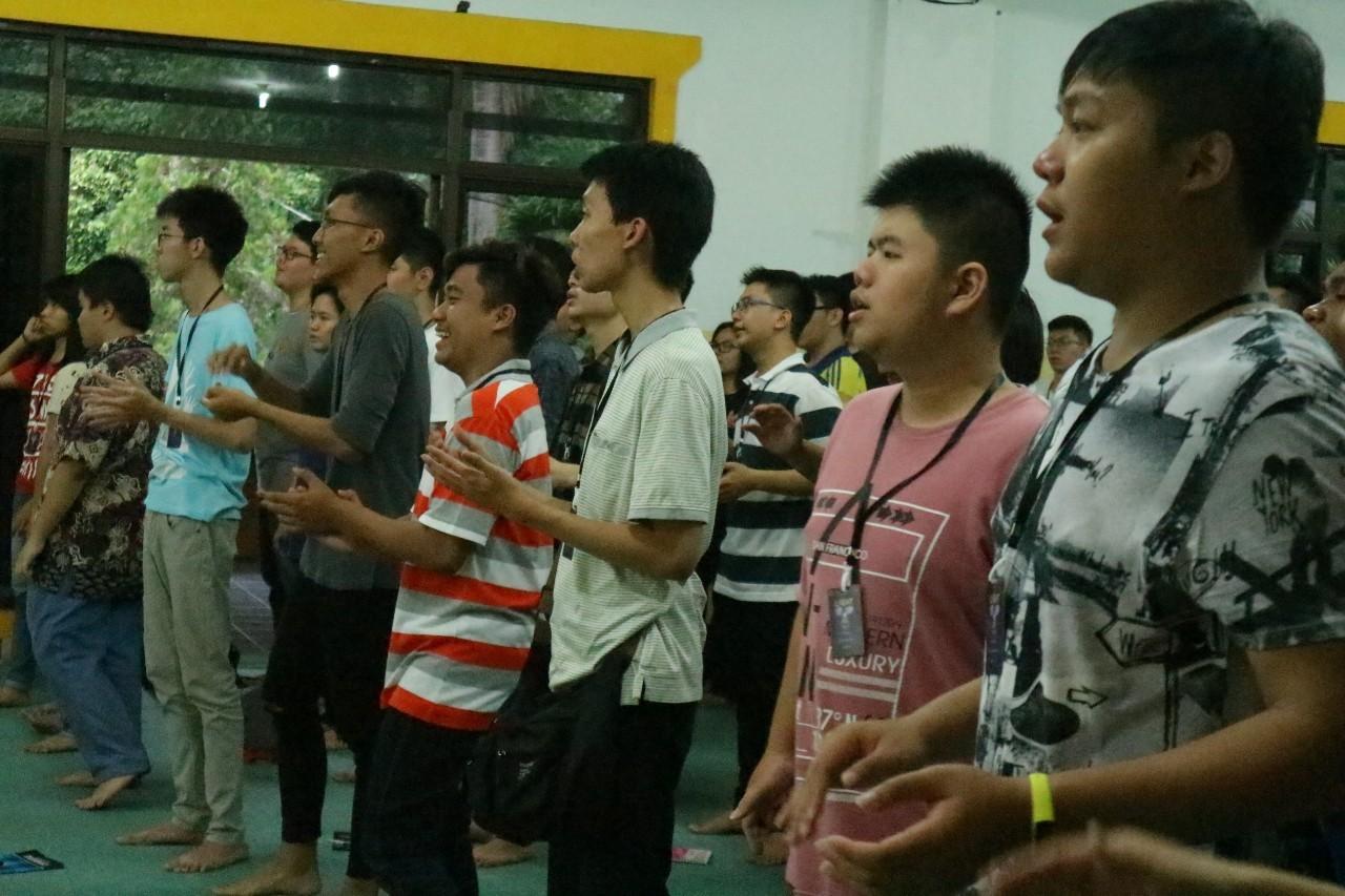 Persekutuan Doa